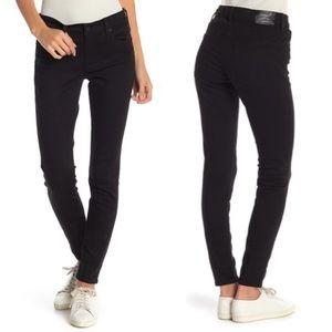LUCKY BRAND Brooke Skinny Jeans | Black